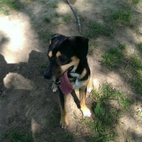 Photo taken at Mill Creek Geeenway - Dog Park by The1JMAC on 5/4/2014