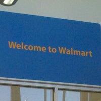 Photo taken at Walmart Supercenter by Kittie H. on 11/22/2012