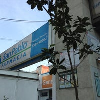 Photo taken at Farmacia San Pablo by Juan D. on 12/24/2012