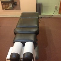 Photo taken at East Village Chiropractic by Dr. O on 12/19/2012