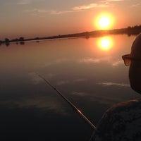 Photo taken at на пруду by Maksim S. on 8/24/2014