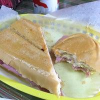 Photo taken at La Oriental Bakery by Lala D. on 1/14/2013