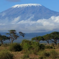 Photo taken at Mount Kilimanjaro by CaЯToon D. on 4/20/2013