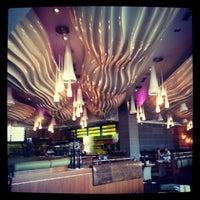 Photo taken at Glow Restaurant by Nixx on 9/16/2012
