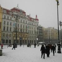 Photo taken at Republic Square by Anton C. on 1/14/2013