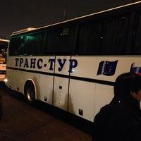 Снимок сделан в Автостанция Красногвардейская пользователем Diane D. 12/30/2012