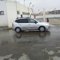 Photo taken at Total by Mahmoud H. on 1/16/2013