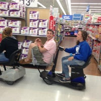 Photo taken at Walmart Supercenter by Chris C. on 6/15/2013