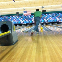 Photo taken at Alley Katz Bowling Center by Chris C. on 12/8/2012