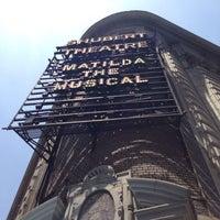 Photo taken at Shubert Theatre by Deanne C. on 6/22/2013