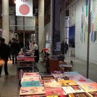 Photo prise au Librairie du Palais de Tokyo par Irenette le11/24/2012