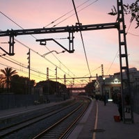 Photo taken at RENFE Cornellà by Jordi M. on 11/2/2016
