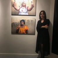 Foto tomada en BLOK ART SPACE por Gülay Ç. el 2/6/2018