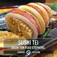 Photo taken at Sushi Tei by John T. on 4/27/2013