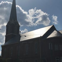 Photo taken at Central Baptist Church by Marlene G. on 4/28/2018