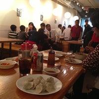 Photo taken at Mandoo Bar by Yara E. on 4/25/2013