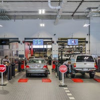 Photo taken at Toyota of Seattle by Toyota of Seattle on 9/29/2015