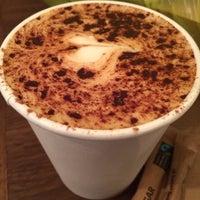 Photo taken at Carter Lane Coffee House by Lebinh N. on 1/8/2014