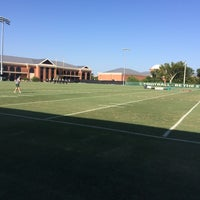 Photo taken at Highers Athletics Complex by Ronnie P. on 8/9/2014