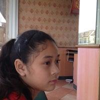 Photo taken at The Pizza Company Lamphun by Nutchanat B. on 1/6/2013