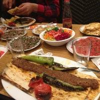 Photo taken at Hasanusta Kebap by Hüseyin B. on 3/20/2013