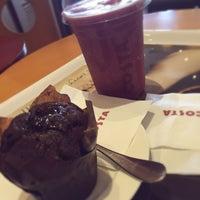 Photo taken at Costa Coffee (咖世家) by Sara AlMurad M. on 5/28/2015