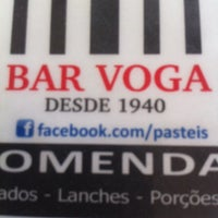 Photo taken at Bar Voga by Fabio B. on 12/24/2012