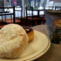Photo taken at Tim Hortons by Cla S. on 12/27/2012