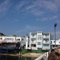 Photo taken at Shepler's Mackinac Island Ferry by John on 7/7/2013