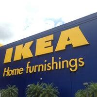 Photo taken at IKEA Sunrise by Ali B. on 8/26/2013