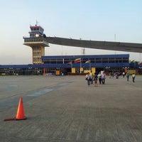 Photo taken at Aeropuerto Internacional Jacinto Lara (BRM) by Beto L. on 1/17/2013