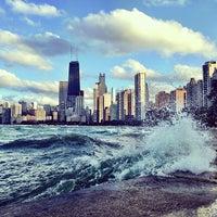 Foto diambil di Chicago Lakefront Trail oleh Maggie H. pada 7/24/2013