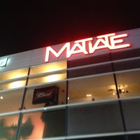 Photo taken at Matiate by Sam G. on 2/6/2013