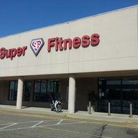 Photo taken at Super Fitness by Jennifer B. on 11/18/2012