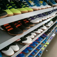 Photo taken at Adidas Outlet Store by Charlie S. on 3/29/2013