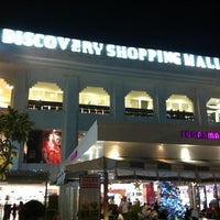 Photo taken at Discovery Shopping Mall by Tony L. on 12/23/2012