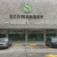 Photo taken at EcoMarket by Julio S. on 4/29/2013