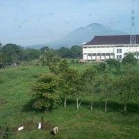 Photo taken at RK 310 Fakultas Teknologi Industri Pertanian UNPAD by Raynaldo F. on 12/19/2012