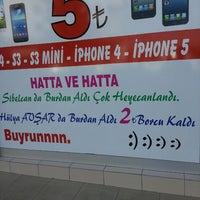 Photo taken at Ciesem Aksesuar by özer k. on 8/27/2014