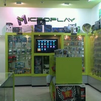 Photo taken at Microplay by Glenn M. on 11/20/2012