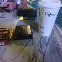8/30/2017 tarihinde Ceyhun Y.ziyaretçi tarafından Starbucks'de çekilen fotoğraf