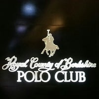 Photo taken at Polo Club Queensbay by 'Iam C. on 3/15/2013