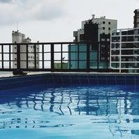 Photo taken at Atobá Praia Hotel by Camila R. on 12/22/2016