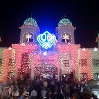 Photo taken at Gurudwara Gobinddham by Satbir S. on 11/28/2012