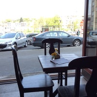 Photo taken at Coffee imrvére by Valentina R. on 4/4/2014