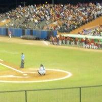 Foto tomada en Estadio Francisco Michelli por Steven F. el 11/18/2012