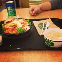Photo taken at Quiznos by Raean R. on 2/6/2013