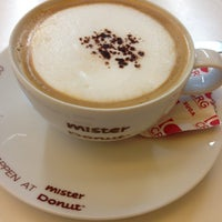 Photo taken at Mister Donut by Yingyui K. on 1/28/2013