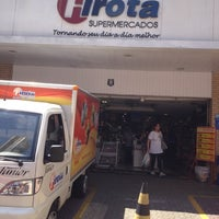 Photo taken at Hirota Supermercados by Mirian S. on 11/20/2012