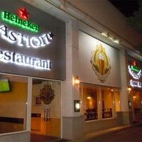 Photo taken at Restaurant Bastion by Szekely B. on 3/17/2013